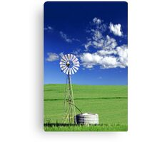 Farm Windmill  Canvas Print