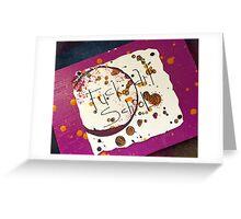Fuck Art School #2 Greeting Card
