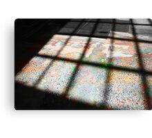 Shades of psychedelia Canvas Print