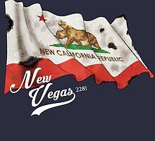 New Vegas - Circa 2281 by Oldbenkenobi