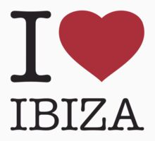 I ♥ IBIZA by eyesblau