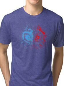Majora's Mask Tri-blend T-Shirt