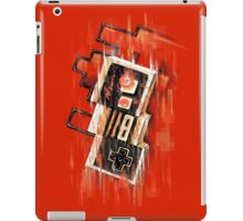 Blurry NES iPad Case/Skin