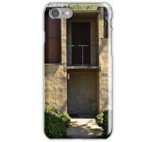 Louis Kahn House iPhone Case/Skin