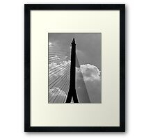 Rama VIII bridge Framed Print