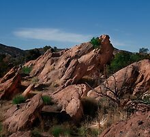 Vasquez Rocks by Patito49