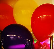 Balloons on the Bus by ElyseFradkin