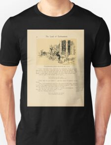 The Land of Enchantment by Arthur Rackham 0032 The Ground Gnome Began to Muzzle the Dogs T-Shirt