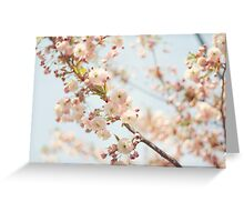 Barefoot In Spring Greeting Card
