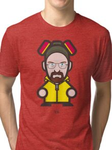 Breaking Bad Icon Set - W.W. Tri-blend T-Shirt