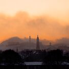 Edinburgh Winter Sunrise by Chris Clark