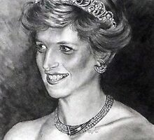 Princess Diana. by Robert David Gellion