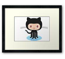 Octocat Framed Print