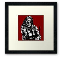 Ginny Framed Print