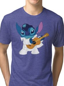 Elvis Stitch Tri-blend T-Shirt