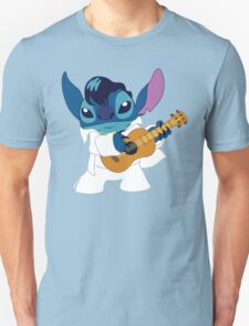 Elvis Stitch Unisex T-Shirt