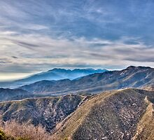 San Bernardio Mountains by socalmark