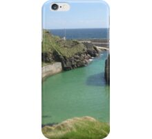 Port of Ness, Isle of Lewis iPhone Case/Skin