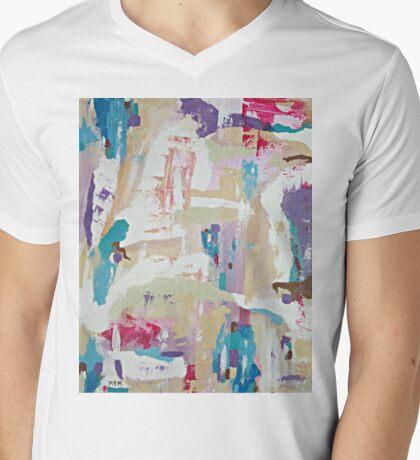 Blessings Mens V-Neck T-Shirt