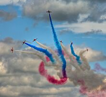 The Red Arrows by andrewfoster