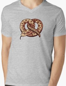 Pretzel's True Form... Mens V-Neck T-Shirt
