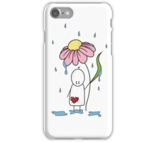 Jess And The Rain Flower.  iPhone Case/Skin
