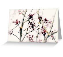 bloom~ Greeting Card