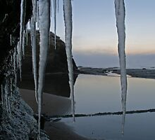 Icy Donegal by Donal O Faogain