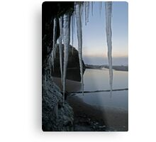Icy Donegal Metal Print