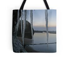 Icy Donegal Tote Bag