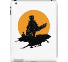 Robot Musician - Bass Guitar iPad Case/Skin