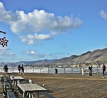 Pismo Beach Christmas by pdsimonson