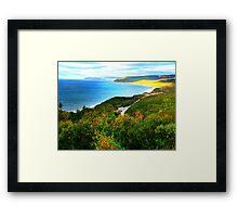 Pleasant Bay Framed Print