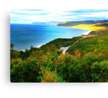 Pleasant Bay Canvas Print