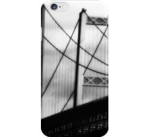 a bridge to cross~ iPhone Case/Skin