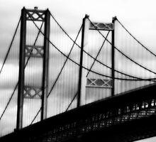 a bridge to cross~ by Brandi Burdick