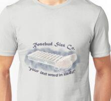 Rosebud Sled Company Unisex T-Shirt