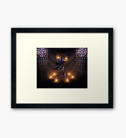 Redeemer Framed Print