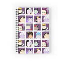 Villain Profile Spiral Notebook