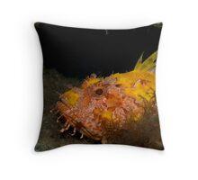 Great Rockfish Throw Pillow