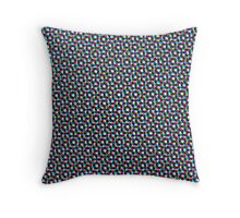 moire Throw Pillow