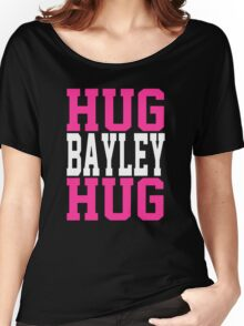 HUG BAYLEY HUG Women's Relaxed Fit T-Shirt