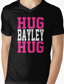 HUG BAYLEY HUG Mens V-Neck T-Shirt