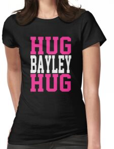 HUG BAYLEY HUG Womens Fitted T-Shirt
