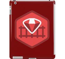 Ruby on Rails iPad Case/Skin