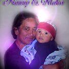 Mum & her grandson by Rangi Matthews