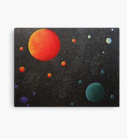 Planetary Gangland (Alpha Class) Canvas Print