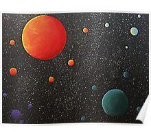Planetary Gangland (Alpha Class) Poster