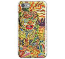 running as fast as i can! iPhone Case/Skin