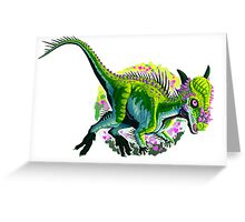 Skoliosexual Stygimoloch (without text)  Greeting Card